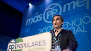 José Antonio Nieto, dispuesto a repetir como presidente provincial del PP