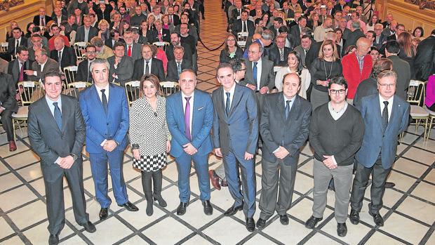 Presentación del clúster Fides en el Círculo de la Amistad de Córdoba