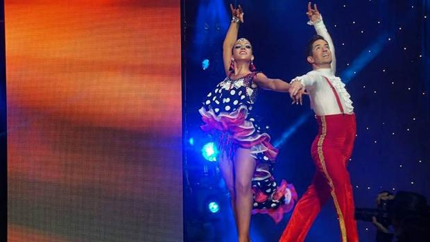 Los dos bailarines galardonados
