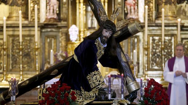Jesús Caído en San Cayetano