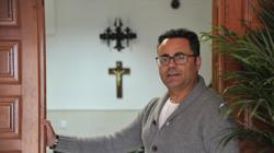 Leandro Carrasco, cura de Rincón