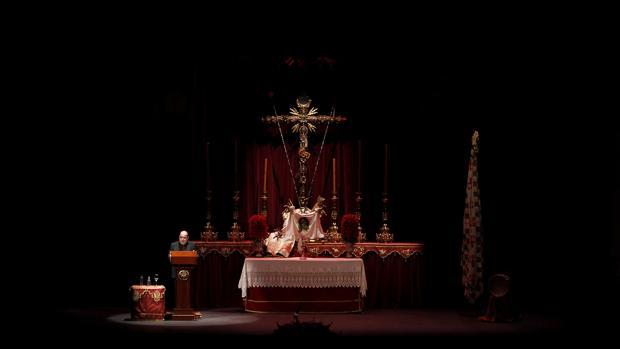 Pregón de Semana Santa del pasado año