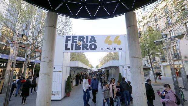 Imagen de la última edición de la Feria del Libro