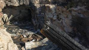 Los menores causantes de la tragedia de la cueva de Almería, internados