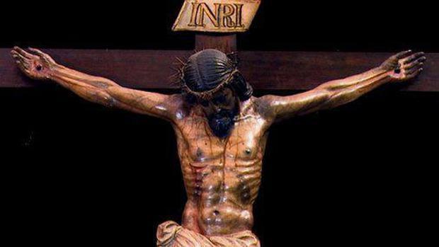 El Cristo de los Mutilados de Málaga