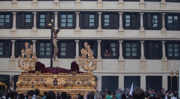 La Misericordia, frente a la casa de Doña Ana Jacinto