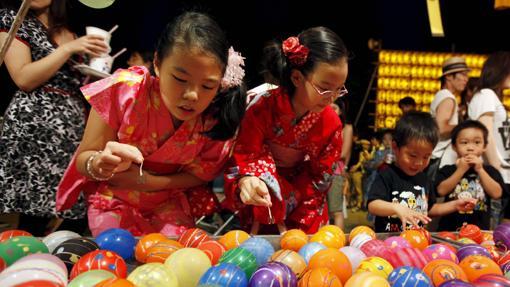El festival profundiza en la cultura japonesa.