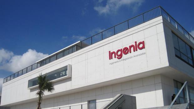 Sede de la empresa tecnológica Ingenia en el Parque Tecnológico de Andalucía en Málaga