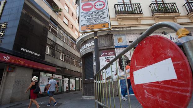 María Cristina sólo estará abierta a residentes y taxistas en la primera fase
