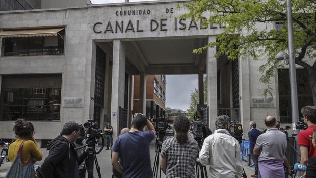 Registro del Canal de Isabel II