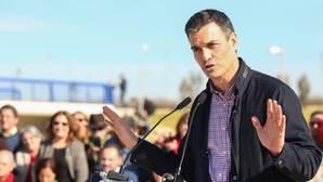 Pedro Sánchez hará un gran mitin en Sevilla dos días antes de las primarias