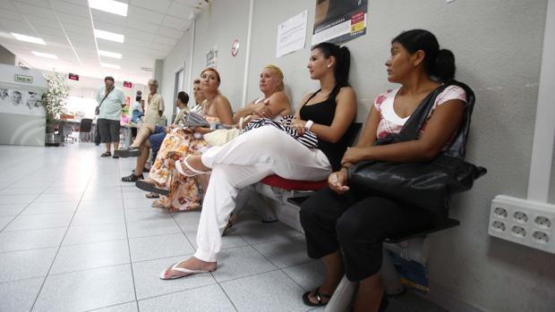C rdoba cierra el primer trimestre del a o con for Oficina de desempleo malaga