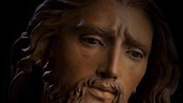 Busto del Cristo de la Bondad