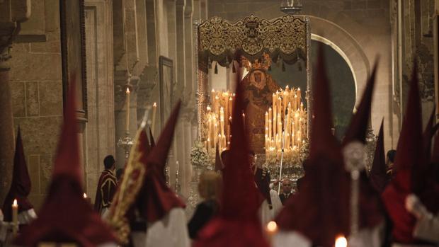 El Buen Fin en el interior de la Catedral