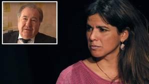 El empresario y Teresa Rodríguez