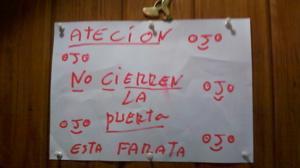 IMÁGENES: La galería de los horrores de la Zoziedá' pal Ehtudio'el Andalú