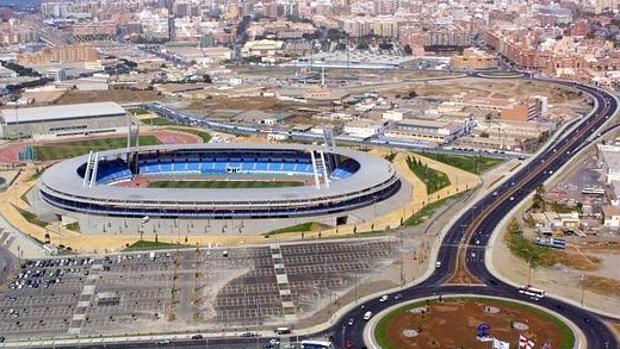 Los jóvenes salían del estadio de los Juegos Mediterráneos cuando fueron agredidos