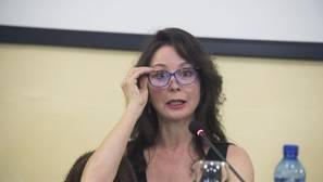 La juez Mercedes Alaya en una conferencia en Granada