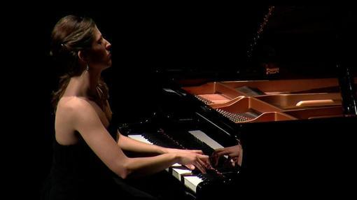 La pianista María Dolores Gaitán
