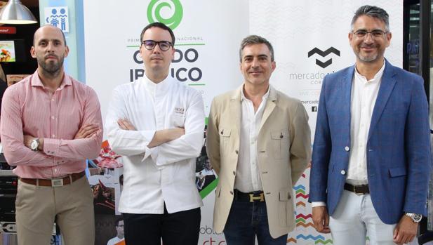 Presentación del congreso nacional sobre ibéricos a celebrar del 1 al 3 de junio en Pozoblanco