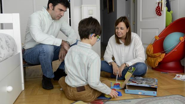 La educación temprana es fundamental para el desarrollo posterior de un niño con trastornos