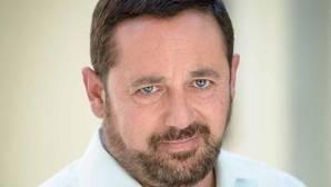 El actor malagueño Pepón Nieto