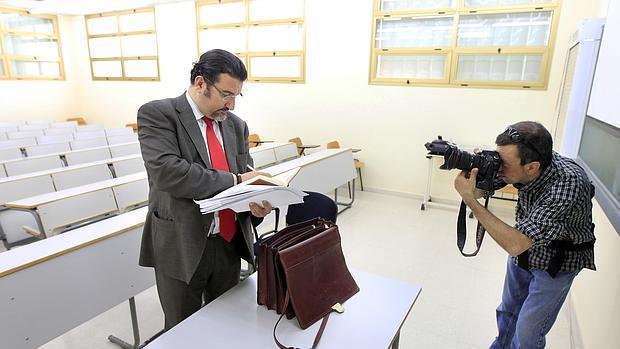 El abogado Manuel Martos