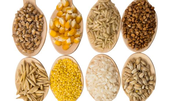 Distinta variedad de cereales que podemos encontrar en el mercado