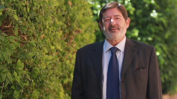 El exdirector general de Trabajo y Seguridad Social de la Junta de Andalucía, Francisco Javier Guerrero