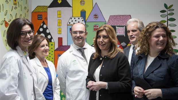 Los profesionales sanitarios exigen «depurar responsabilidades» por las deficiencias del hospital de Ronda