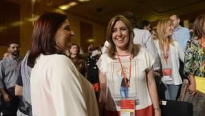 La fiesta alternativa del PSOE andaluz en el Congreso de Pedro Sánchez