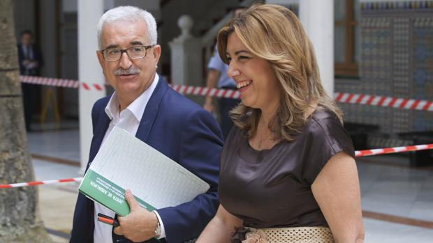La subida salarial de los funcionarios andaluces supondrá entre 170 y 500 euros más en este 2017