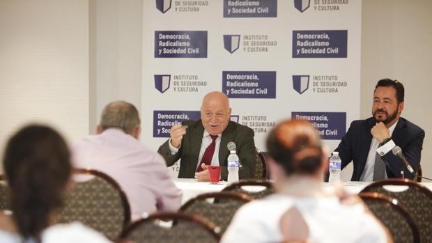 La conferencia del coronel Emilio Sánchez de Rojas