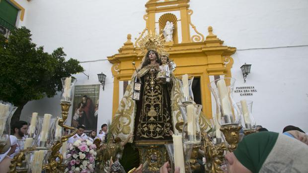 El Carmen de Puerta Nueva
