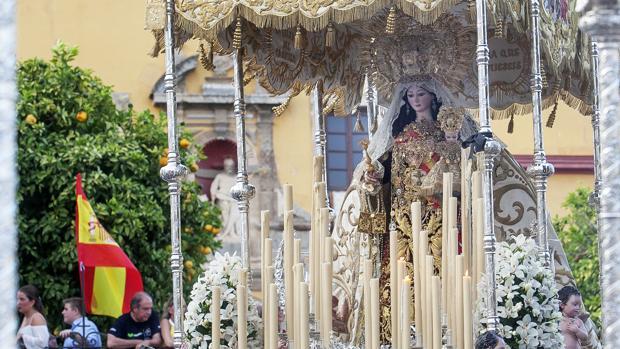 La Virgen del Carmen de San Cayetano