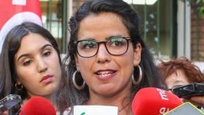 Incluso en Podemos critican a Teresa Rodríguez por comparar el 28F y el referéndum catalán