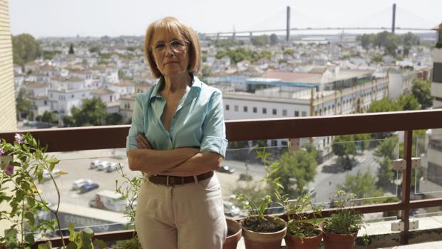 Asunción Pasadas, viuda afectada por el impuesto de sucesiones