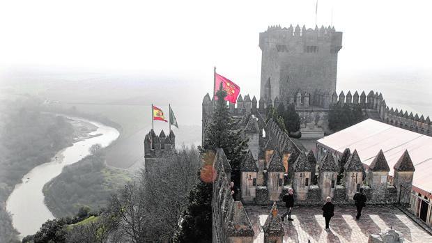 El Castillo de Almodóvar, desde las alturas