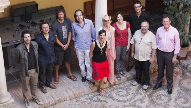 Participantes en una de las ediciones de los cursos