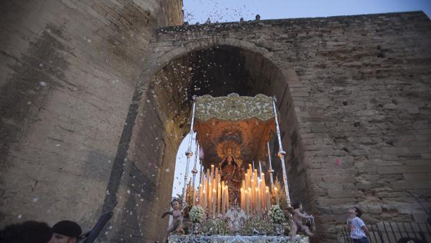 Procesión Carmen de San Cayetano