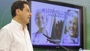 Moreno: «Susana Díaz ha perdido la batalla del impuesto de sucesiones»