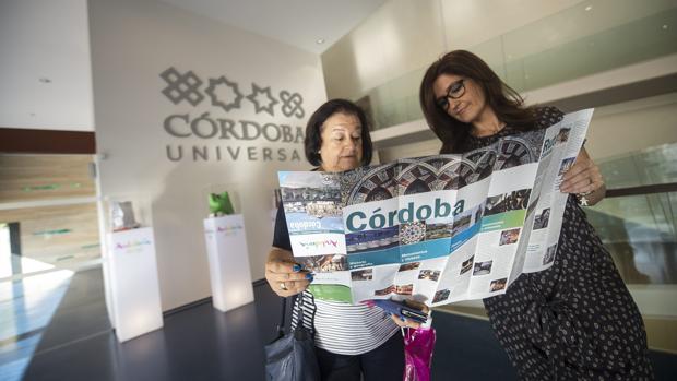 Las consultas en las oficinas de turismo de c rdoba suben for Oficina de turismo cordoba