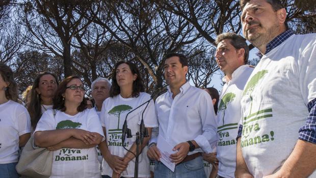 Denuncian que el fuego del camping Doñana se originó en la recepción de las instalaciones