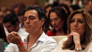 Pedro Sänchez y Susana Díaz