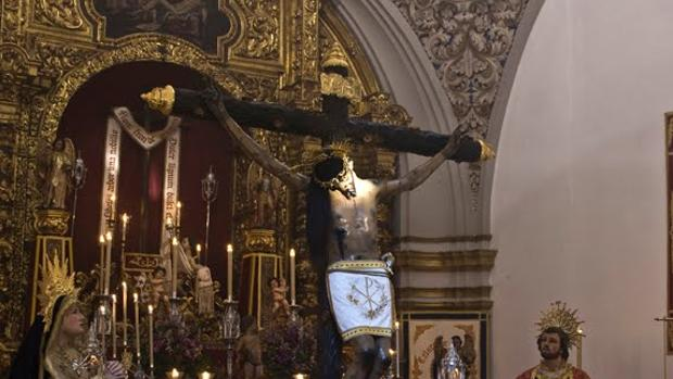 Capilla del Cristo de Gracia