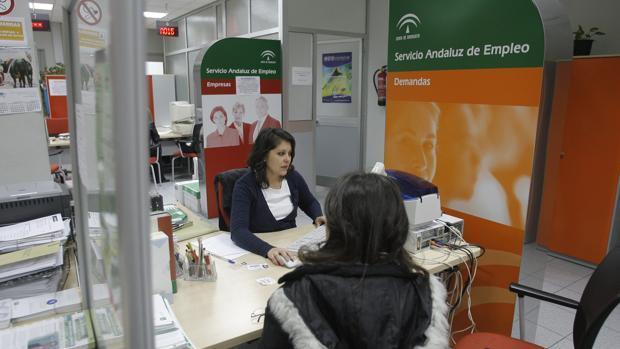 El paro registra un leve repunte un centenar de for Oficina virtual de empleo cordoba