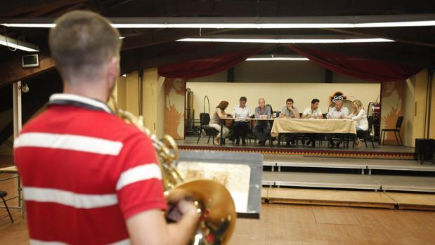 El tribunal está formado por el director de la Orquesta, Lorenzo Ramos, solistas y concertinos.