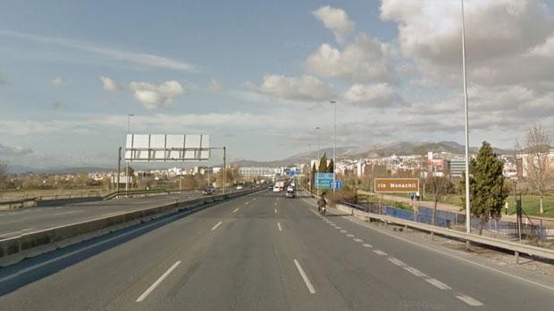 El trágico atropello ha tenido lugar en el kilómetro 131 de la A-44, a su paso por Granada