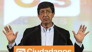 Juan Marín, dirigente de Ciudadanos Andalucía