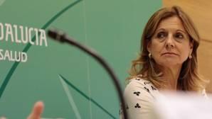 La consejera de Salud de la Junta de Andalucía, Marina Álvarez